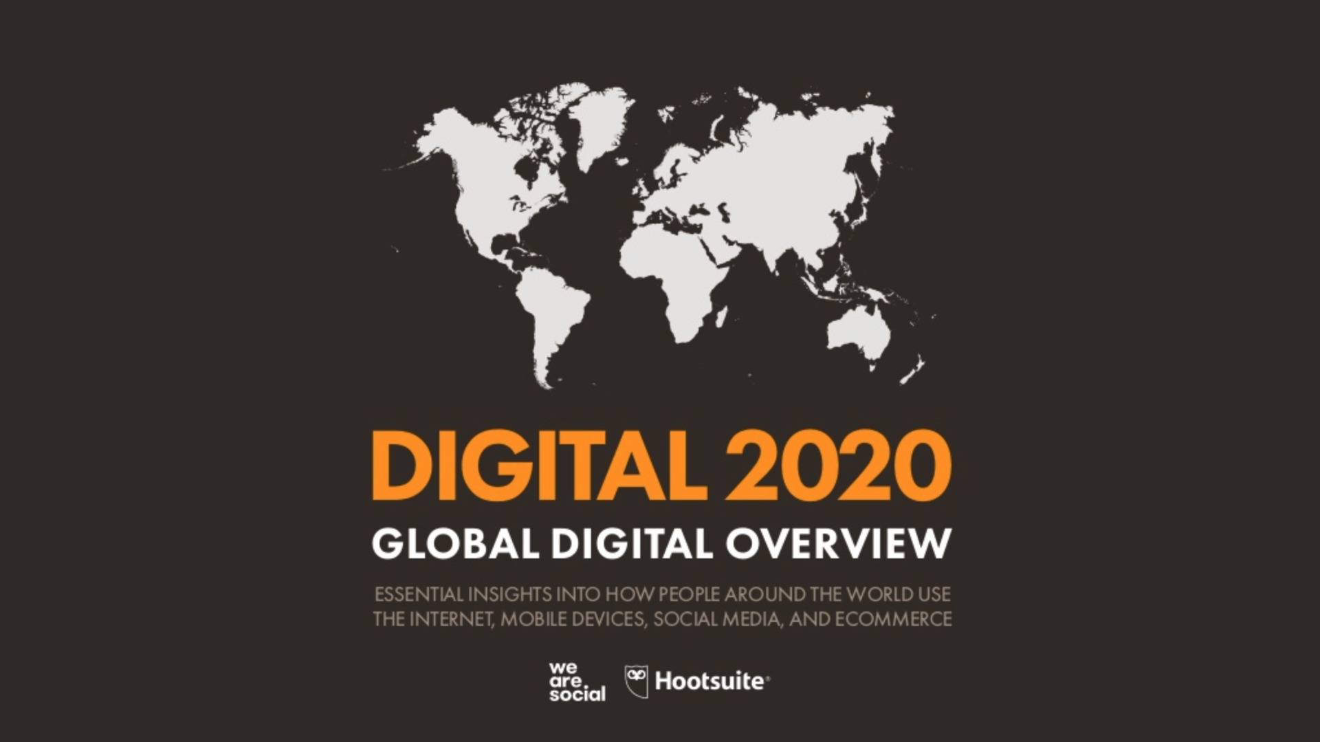 Global Digital Overviewのメインビジュアル