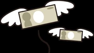 出費のイメージ